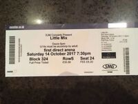 Litte Mix Tickets x2