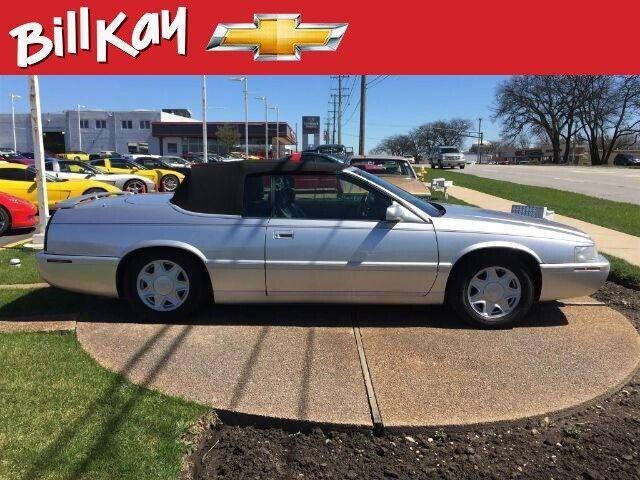 Image 8 Voiture Américaine d'occasion Cadillac Eldorado 2001