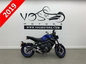 2019 Yamaha MT09 - V3399 - No Payments For 1 Year**