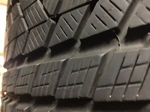 HIgh End Continental Winter Tires 295/40 R21