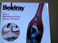 Beldray 5 in 1 Multifunctional Steam Cleaner