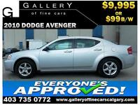 2010 Dodge Avenger SE $99 BI-WEEKLY APPLY NOW DRIVE NOW