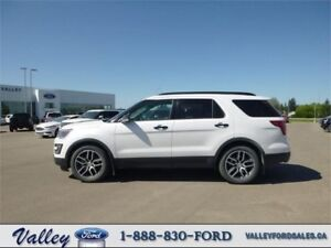ON SALE NOW! 2016 Ford Explorer SPORT AWD