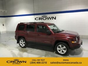 2012 Jeep Patriot North 4X4 *HEATED SEATS/ FOG LIGHTS*