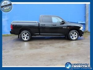 2010 Dodge Ram 1500 4x4 ***REDUCED  (Leather, Remote Start)