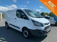2018 Ford Transit Custom 2.0 TDCI 105BHP **Finance & Warranty** (transporter,caddy,dispatch)