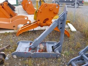 UN-USED EX120/150 SIZE MECHANICAL THUMB 250-573-5733
