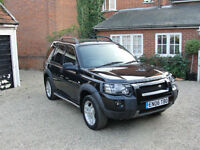 2006 LAND ROVER FREELANDER 2.0 TD4 HSE AUTO - FULL SERVICE HISTORY - IN VGC -