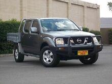 2011 Nissan Navara D40 MY10 ST-X Grey 6 Speed Manual Utility Hendon Charles Sturt Area Preview
