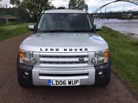 2006 06 LAND ROVER DISCOVERY 2.7 3 TDV6 SE 5D 188 BHP DIESEL