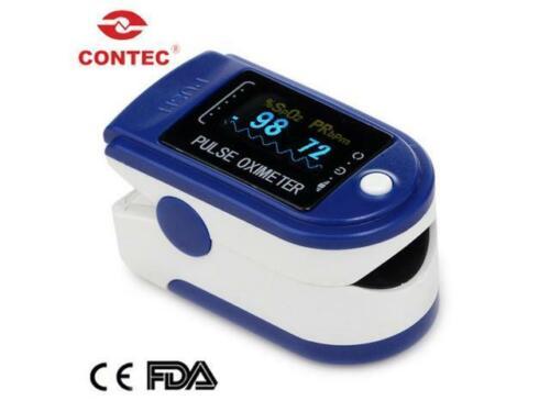 CONTEC CMS50DA+ FINGERTIP PULSE OXIMETER: SMALL SIZE & HIGH ACCURACY
