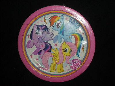 MIP 8x G4 My Little Pony Friendship is Magic Paper Plates Partyware by Amscan](My Little Pony Partyware)