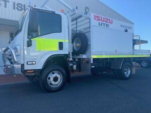 ISUZU NPS 75-155, AUTO, 4x4, SERVICE TRUCK, MINE SPEC, 2020 AS NEW Picton Bunbury Area Preview