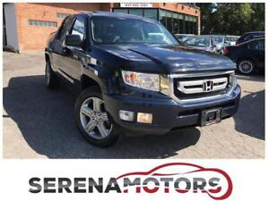 HONDA RIDGELINE EX-L 4WD | ONE OWNER | LEATHER | SUNROOF