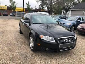 2006 AUDI A4, 2.0T, Leather, Suroof, Heated Seats