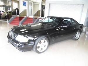 2002 MERCEDES BENZ SL500 *HARD TOP + SOFT TOP+*