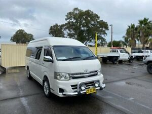 TOYOTA HAICE COMMUTER  2010 AUTO 3.0L DIESEL LOW KMS THREE YEARS WARRANTY 14 SEATERS EXCELLENT CONDI Lansvale Liverpool Area Preview