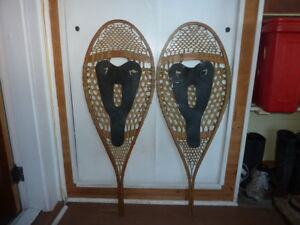 Wood Snowshoes
