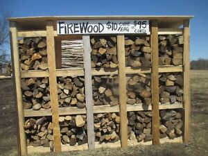 FIREWOOD CAMP WOOD SELF SERVE