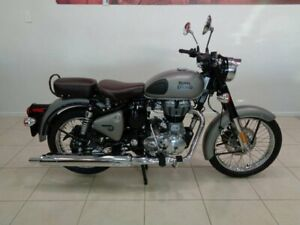 2018 Royal Enfield Classic 500 Gunmetal Grey ABS Virginia Brisbane North East Preview