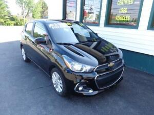 2017 Chevrolet Spark LT for only $132 bi-weekly all in!