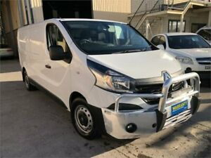 2016 Renault Trafic X82 103KW White Manual Van Greystanes Parramatta Area Preview