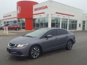 2015 Honda Civic Sedan EX 4dr FWD Sedan
