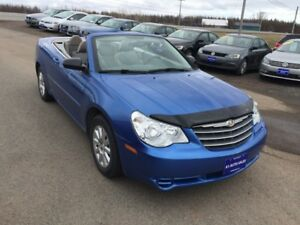2008 Chrysler Sebring LX  CONVERTIBLE