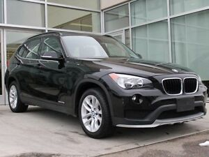 2015 BMW X1 xDrive28i/LEATHER INTERIOR/HEATED FRONT SEATS/AWD