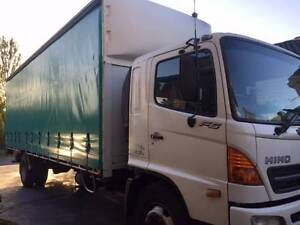 TRUCK WITH WORK FOR SALE Deer Park Brimbank Area Preview