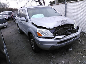 HONDA PILOT (ONLY FOR PARTS)