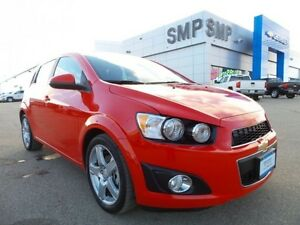 2016 Chevrolet Sonic LT, Hatchback, rem. start, sunroof, alloys,