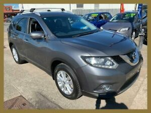 2015 Nissan X-Trail T32 ST-L (FWD) Grey Continuous Variable Wagon
