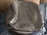 Bean Bag (Dark Brown Square)
