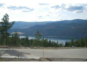 Building Lot in Canadian Lakeview above Okanagan Lake
