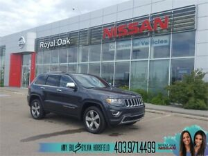 2016 Jeep Grand Cherokee Limited 4X4 ** SALE PRICE ONLINE **