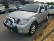 2010 Nissan Pathfinder R51 MY10 ST-L Silver Sports Automatic Wagon Lansvale Liverpool Area Preview
