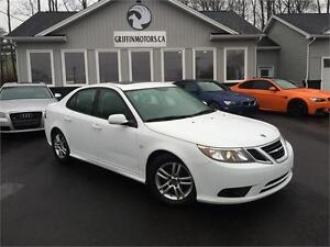 2011 SAAB 9-3 Turbo4 as little as 82 B/W tax in OAC