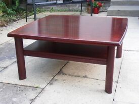 DRASTICALLY REDUCED ! Lovely LARGE Coffee and Side Table's (one is now sold)...