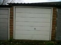 Rent- spacious secure garage with own driveway in UB10. Could be used for parking or storage