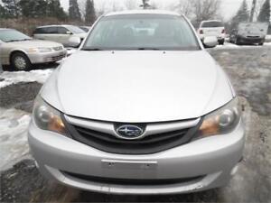 2011 Subaru Impreza 2.5i , Loaded, Awd , Gas Saver $4995.00