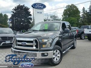 2015 Ford F-150 XLT *4x4* *1 OWNER* *CLEAN*