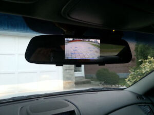Camera de recul  ecran 7p ou 4.3p back UP rear view Mirror