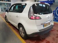 Renault Scenic Dynamique T-tom - AUCTION VEHICLE