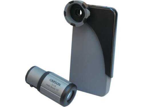 product hookupz iphone adapter with close focus monocular