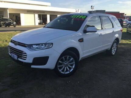 2015 Ford Territory White Sports Automatic Wagon Traralgon Latrobe Valley Preview