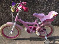 Girls Bike (16'')