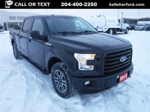 2015 Ford F-150 XLT SPORT FX4 CREW WITH MOONROOF