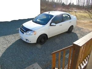 2010 Chevy Aveo Olympic Edition