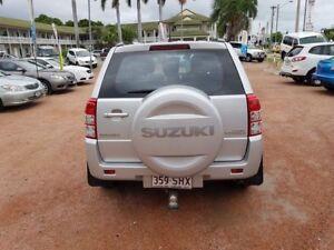 2012 Suzuki Grand Vitara JB MY09 Urban Silver 5 Speed Manual Wagon